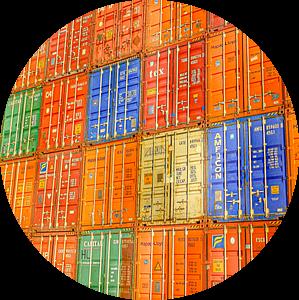 Containers  van Truckpowerr