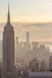 New York City View Sunset