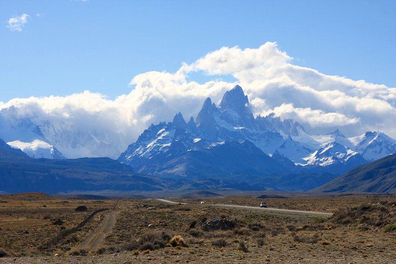 Cerro Chaltén van Paul Riedstra