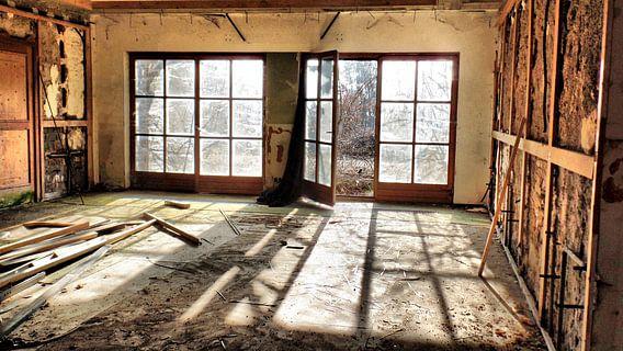 urban/rural decay 03 von Ilona Picha-Höberth