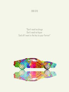 Der Schlüssel zu Ihrer 288 GTO