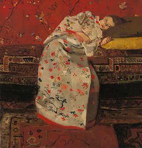 George Hendrik Breitner. De witte kimono