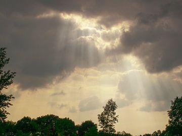 Het regent zonnestralen von Rinke Velds