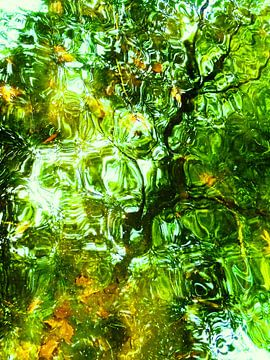 Urban Reflections 80 van MoArt (Maurice Heuts)