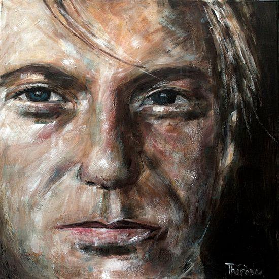 Portret van Jamie Westland, Di-rect