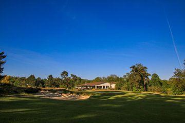 Golfclub golf foto De Hoge Kleij Amersfoort van Peter van Weel
