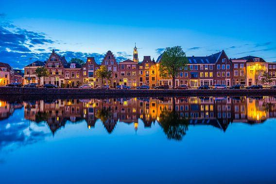 Haarlem Reflecties van Albert Dros