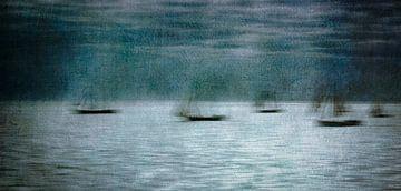 Mysterieuze vloot 2 van Greetje van Son