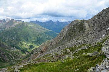Berglandschap van Karin Stuurman