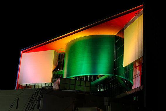 Muziekgebouw TivoliVredenburg in Utrecht