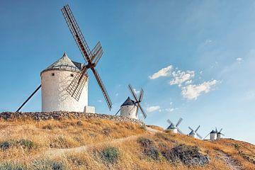 Die Mühlen von La Mancha von Manjik Pictures