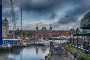 Een andere kijk op Amsterdam CS