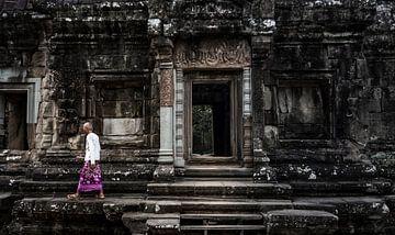 Angkor Wat sur