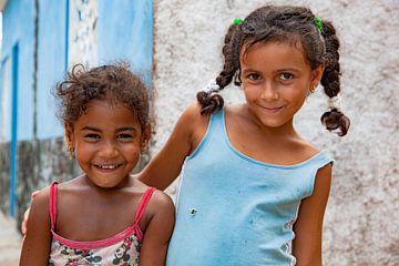 Des Cubaines heureuses
