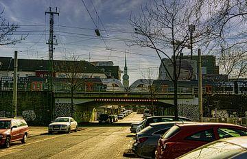 Dortmund Krimstrasse von Johnny Flash