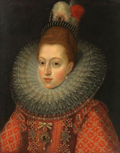Margaretha van Oostenrijk, Frans II Pourbus van Meesterlijcke Meesters