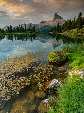 Lago di Federa von Henk Goossens