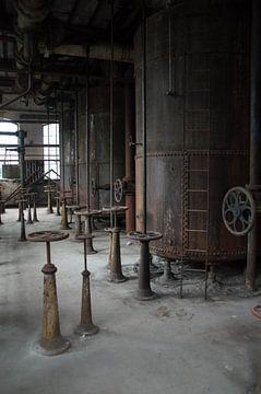 old boilers van Stijn Vanelderen