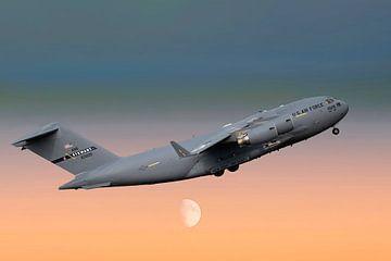 Boeing C-17 Globemaster III van Gert Hilbink