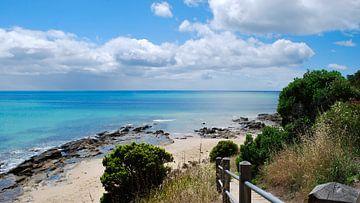 De kust van Lorne, The Great Ocean Road - Australië van Be More Outdoor
