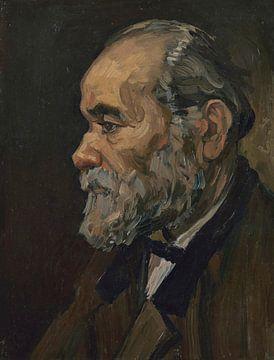 Porträt eines alten Mannes mit Bart, Vincent van Gogh