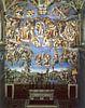 Michelangelo. Sixtijnse Kapel, Laatste oordeel van 1000 Schilderijen thumbnail