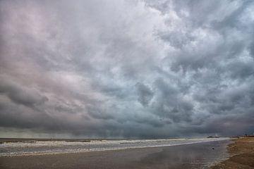 Scheveningen strand. von Tilly Meijer