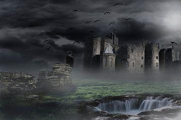 Fantasy kasteel van Danny van Vessem