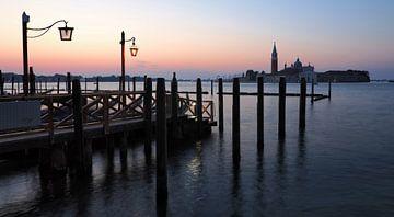 Venetië in de ochtend deel 3 van
