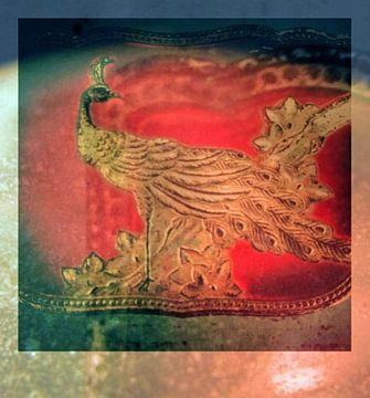 Pauw/Peacock van Susan Stiletti