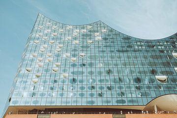 Wahre Größe, die Elbphilharmonie in Hamburg