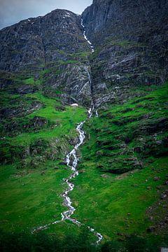 Die Wasseradern von Norwegen 3 von Jayzon Photo