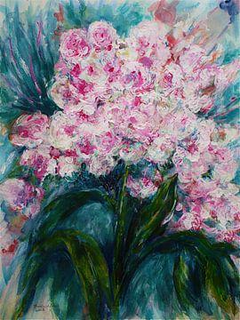 Strahlend rosa. von Ineke de Rijk