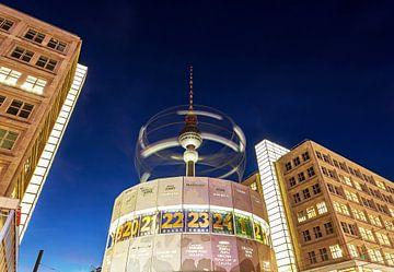 Alexanderplatz Berlin sur Frank Herrmann