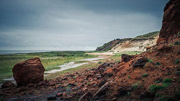 Sylt - Morsum-Kliff von Alexander Voss
