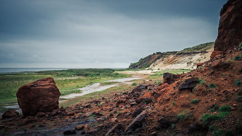 Sylt - Morsum Cliff van Alexander Voss