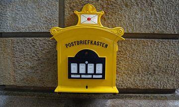 Postbriefkasten van Babetts Bildergalerie