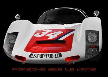 Porsche 906 Le Mans sur aRi F. Huber