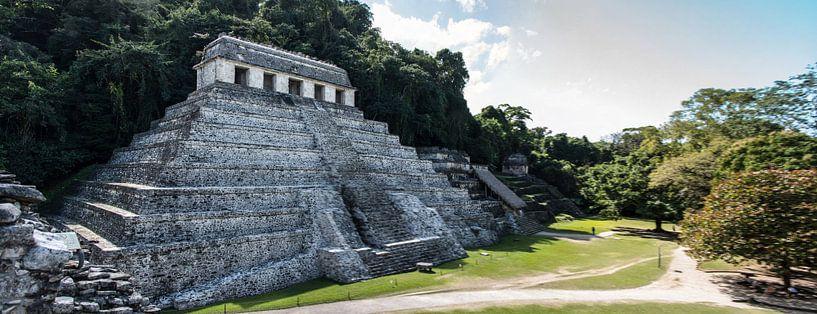 Palenque van Paul Tolen
