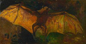 Vincent van Gogh, Vleermuis van