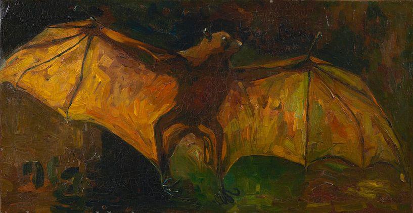 Vincent van Gogh, Vleermuis van 1000 Schilderijen