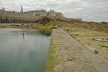 Saint-Malo en de rotskust van