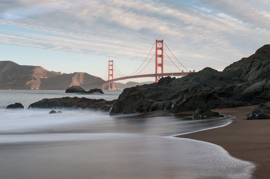 Golden Gate Bridge van Wim Slootweg