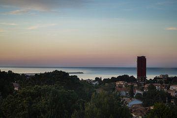 Golden hour in Spanje! van joost prins
