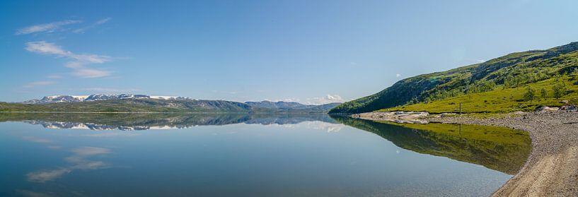 De stilte van het water van Robert Stienstra