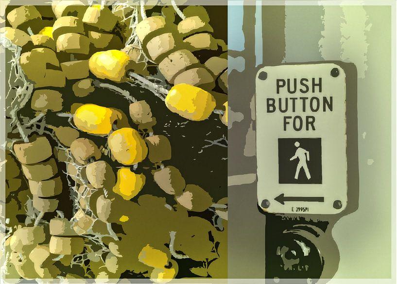 Push Button For van Wilfried van Dokkumburg
