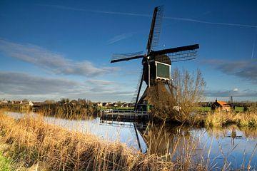 De Graaflandse molen van
