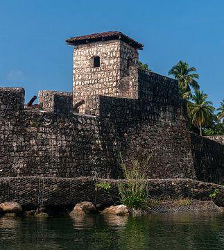 Fronteras: Castillo de San Felipe de Lara von Maarten Verhees