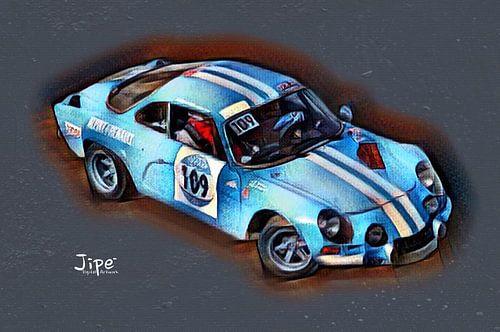 Berlinette Alpine A110 - 109