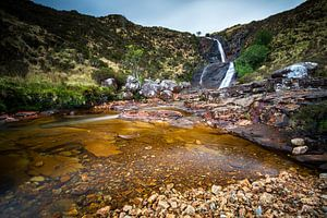 Isle-of-Skye Schotland: Blackhill waterfall
